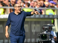 Inter Milan top Serie A as Juventus held in Fiorentina. AFP