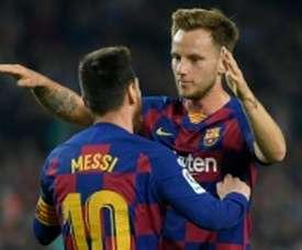 Les trois noms du FC Barcelone pour remplacer Ivan Rakitic. AFP