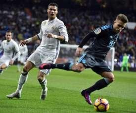 Kevin Rodrigues : Le Portugal ou la France. AFP