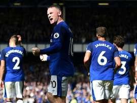 El Everton derrotó por 2-0 al Hajduk Split. AFP