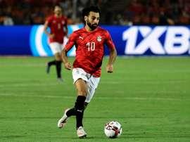 Les compos probables du match de la CAN entre l'Égypte et le RD Congo. AFP
