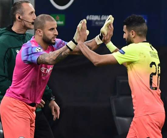 Ces joueurs qui ont été gardien le temps d'un match. AFP