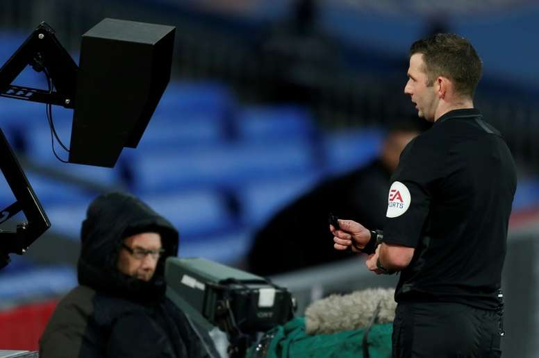 On field reviews in the Premier League will become more common for red card offences. AFP