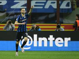 Inter Milan are asking for 40 million euros for Brozovic. AFP