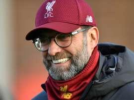 Klopp urges Liverpool fans