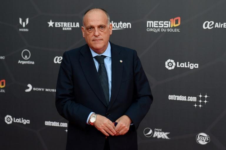 Soccer : la Liga vise le 11 juin pour une relance