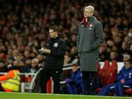El Arsenal cede de nuevo a Mavididi. AFP
