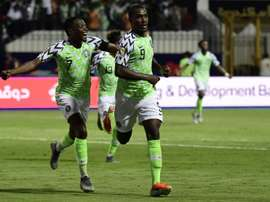 La Nigeria è la seconda semifinalista. AFP