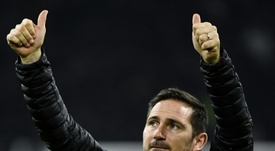 Lampard proud of 'best win' as Chelsea manager. AFP