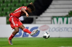 Bayern looking to tie Coman down. AFP
