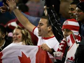 Canada want to see the World Cup played in North America. AFP