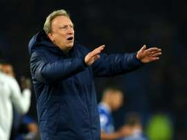 Neil Warnock celebrated his 70th birthday in style as Cardiff beat Wolves at home. AFP