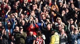 El Liverpool se une a la puja por Fraser. AFP
