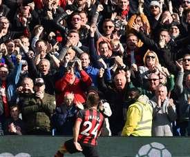 Arsenal et Chelsea n'oublient pas Ryan Fraser. AFP