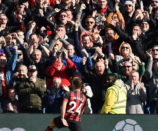 Liverpool veut Ryan Fraser. AFP