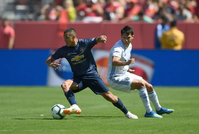 Man Utd held to scoreless draw by Earthquakes
