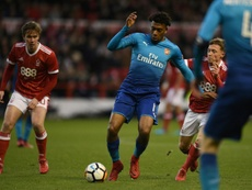 Arsenal crashed to a humbling defeat on Sunday. AFP