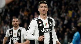 En Italia aseguran que Cristiano no cumplirá su contrato con la Juventus. AFP