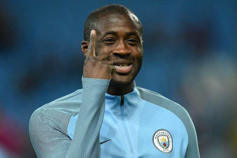 Aseguran que Yaya Touré ha roto con Dimitri Seluk. AFP