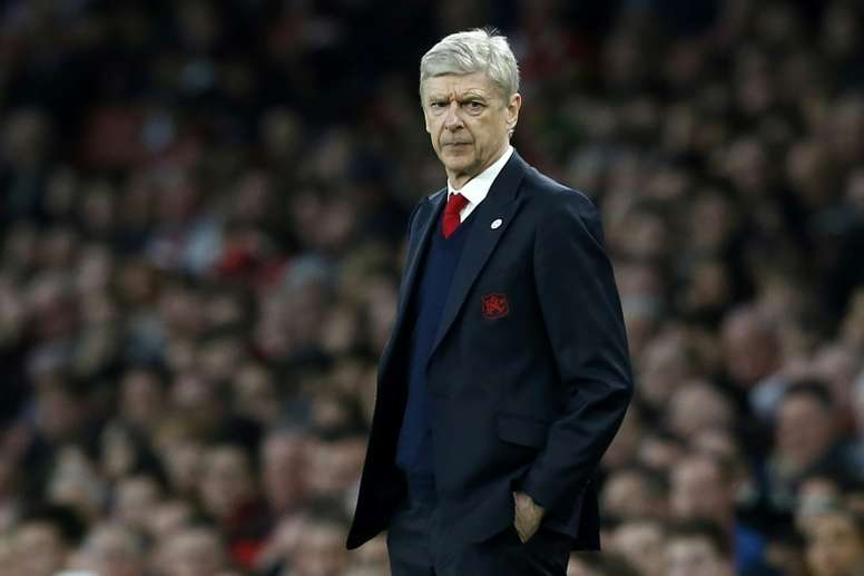 Wenger avoided disappointment with comfortable win.