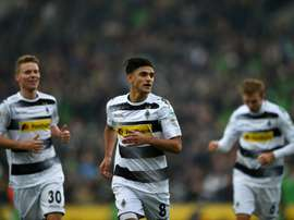 El futbolista del 'Gladbach está en la agenda de los dos clubes. AFP