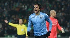 El ex de la Lazio cuenta con un nuevo pretendiente en Italia. AFP