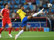 Paulinho is known as 'violent bird' by Chinese fans. AFP