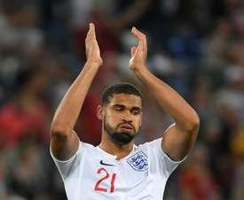 El Everton le querría cedido. AFP