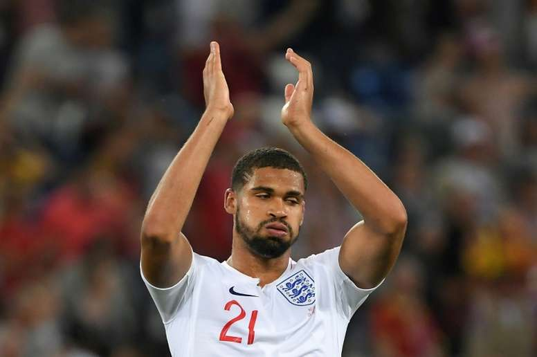 Midfielder Ruben Loftus-Cheek has only played 22 minutes this season with Chelsea. AFP