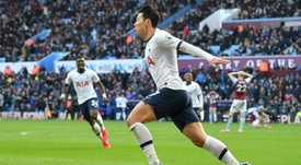 Spurs confirm Son has started national service in South Korea. AFP