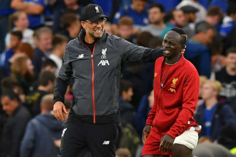 Africa Cup of Nations change a 'catastrophe' for Klopp. AFP