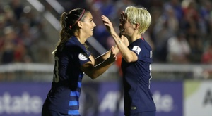 US stars rule out World Cup boycott over equality suit