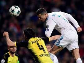 Fin de contrat avec Dortmund. AFP