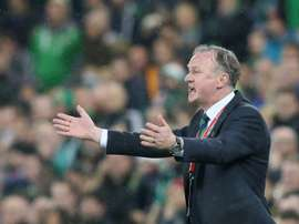 O'Neill expects Germany to be doubly motivated against Northern Ireland. AFP
