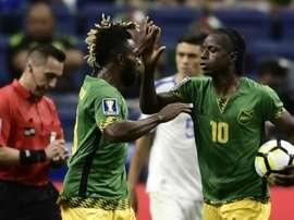 Jamaica, El Salvador secure spots in CONCACAF Gold Cup quarters