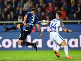 Inter e Atalanta empatam a zero. EFE