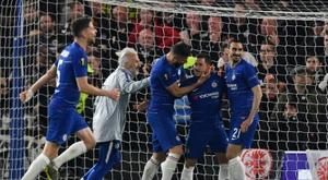 Chelsea n'arrive pas à vendre ses places. AFP