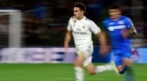 Reguilon a hâte de briller au Real Madrid. AFP