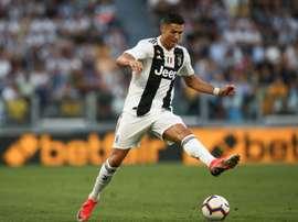 La Juventus affrontera le Young Boys. AFP
