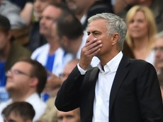 Mourinho's Euro woes add to pressure on Man United. AFP