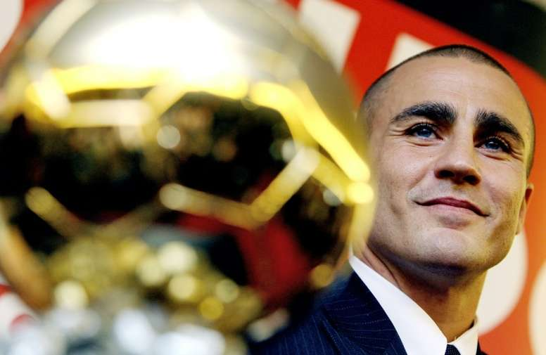 Fabio Cannavaro's first game is on Thursday. AFP