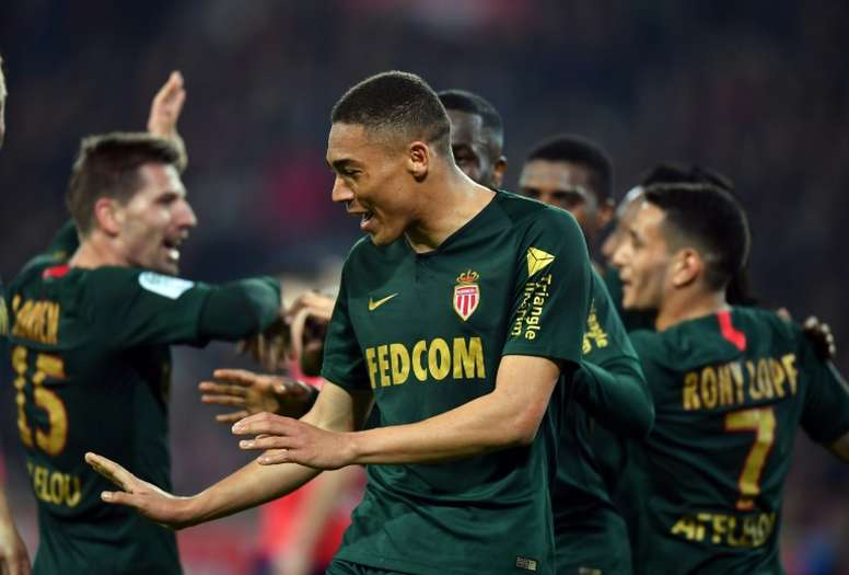 Monaco edge away from relegation with Vinicius winner at Lille. AFP