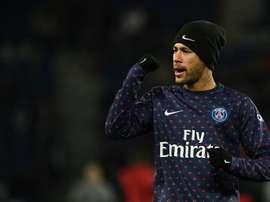 Ganso pense que Neymar va rester à Paris. AFP