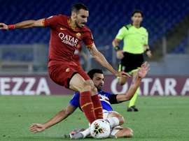 Davide Zappacosta will play on loan at Genoa for the 2020/21 season. AFP