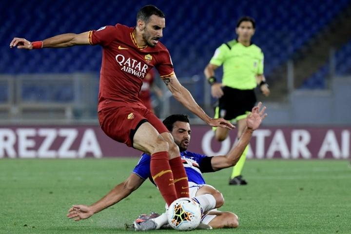 Zappacosta chegará à Fiorentina.AFP