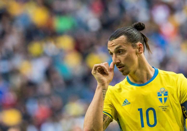 Ibra backs Mbappe and Pogba to be the stand-out stars. AFP