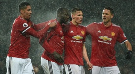 Manchester United se rend à Bournemouth. AFP
