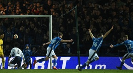 A Steve Davies stoppage-time equaliser earnt the Dale a deserved replay. AFP
