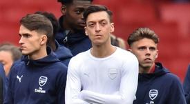 El Fenerbahçe quiere hacerse con Özil. AFP