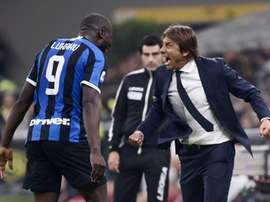 Lukaku helps keep perfect Inter top with derby triumph. AFP